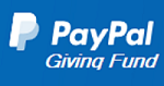 Link to PayPal Giving Fund